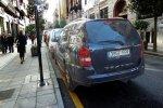 Czujniki parkowania