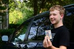 Zdany kurs prawa jazdy